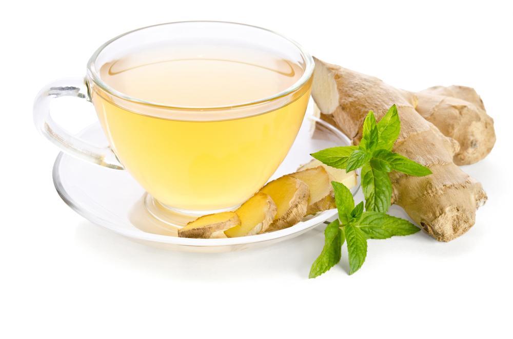 имбирный чай от тошноты