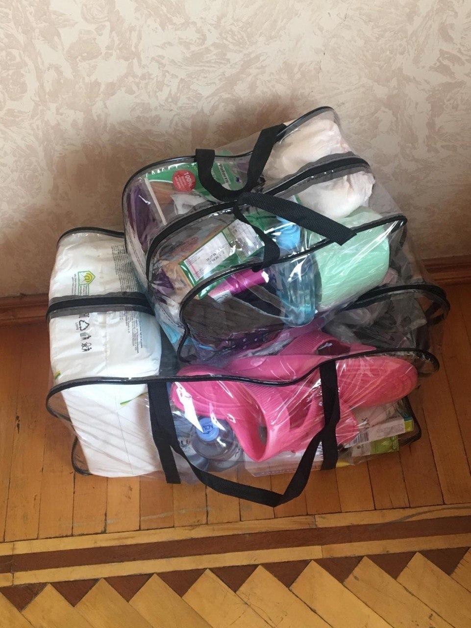 Список вещей в сумку в роддом | Впервые мама