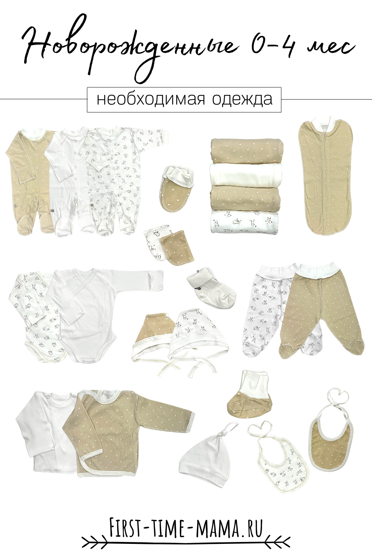 odezhda-dlya-novorozhdennogo