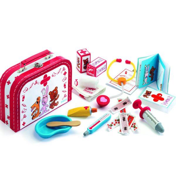 Идеи новогодних подарков для детей 1 год : набор доктора