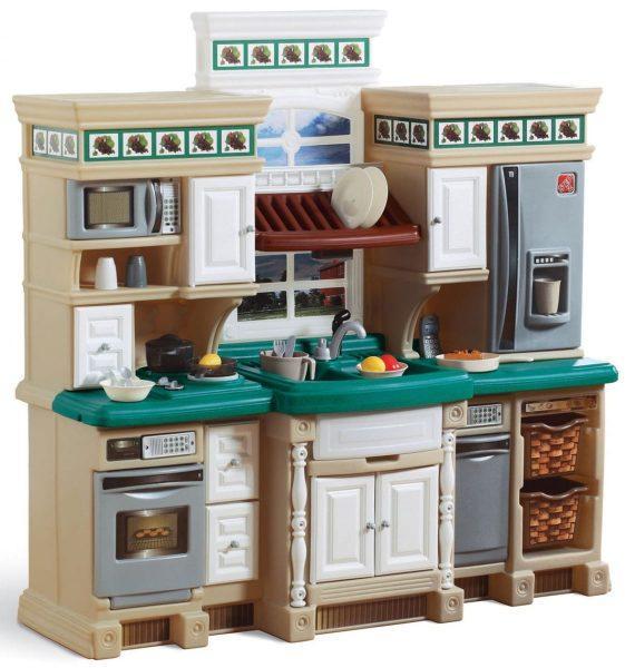 Идеи новогодних подарков для детей: детская кухня